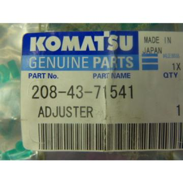 Komatsu NEEDLE ROLLER BEARING 208-43-71541  Track  Adjuster  P60  ! NWB !