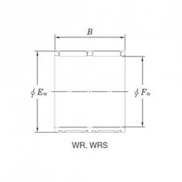 Needle Roller Bearing Manufacture WRS475233A-1 KOYO