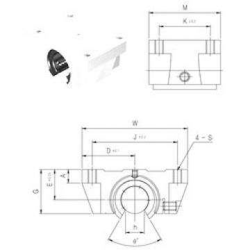 linear bearing shaft TBR30UU Samick