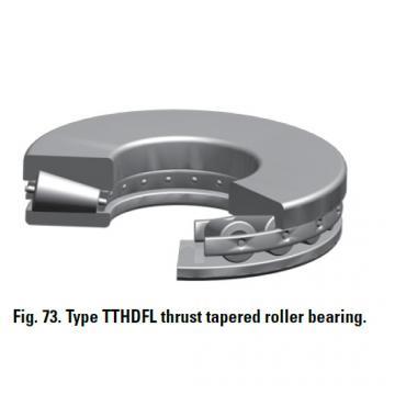 TTHDFL thrust tapered roller bearing S-4077-C