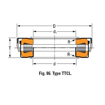 TYPES TTC, TTCS AND TTCL  TAPERED ROLLER BEARINGS T1930