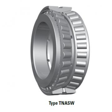 Tapered Roller Bearings double-row TNASWE NA596SW 592D
