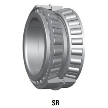 Tapered Roller Bearings double-row Spacer assemblies JHM522649 JHM522610 HM522649XS HM522610ES K518334R JM719149 JM719113 H217210EA
