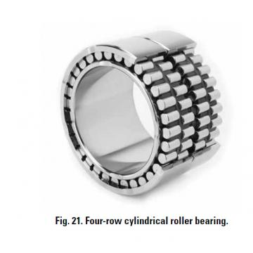 Four-Row Cylindrical Roller Bearings 240ARVS1668 270RYS1668