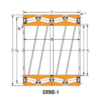 Timken Sealed roll neck Bearings Bore seal k160569 O-ring