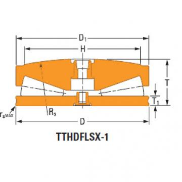 screwdown systems thrust tapered bearings 195TTsf938