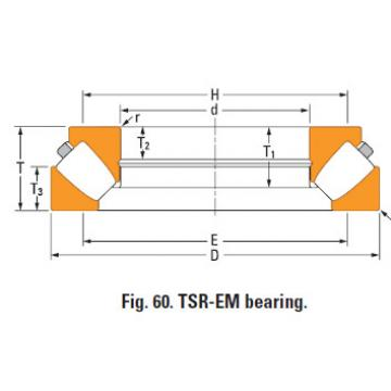 Thrust spherical roller bearing 294/750em