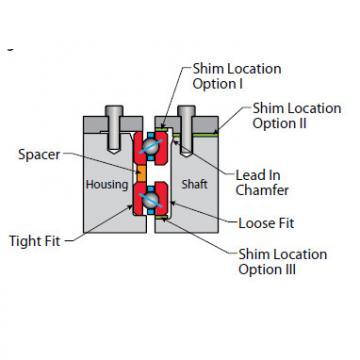 Thin Section Bearings Kaydon K08020XP0
