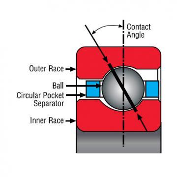 Thin Section Bearings Kaydon JA030XP0
