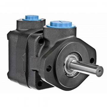 Vickers vane pump motor design 20v