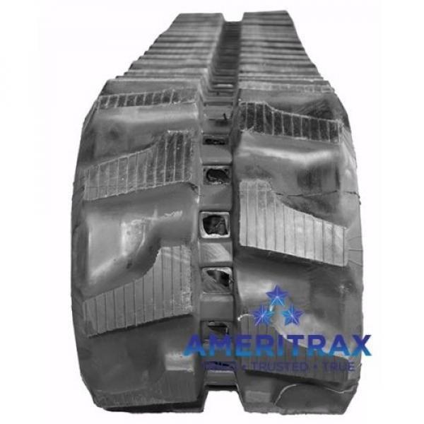 Komatsu NEEDLE ROLLER BEARING Rubber  Tracks,  PC27MR  rubber  track size 300x52.5x80, Komatsu PC27MR #5 image