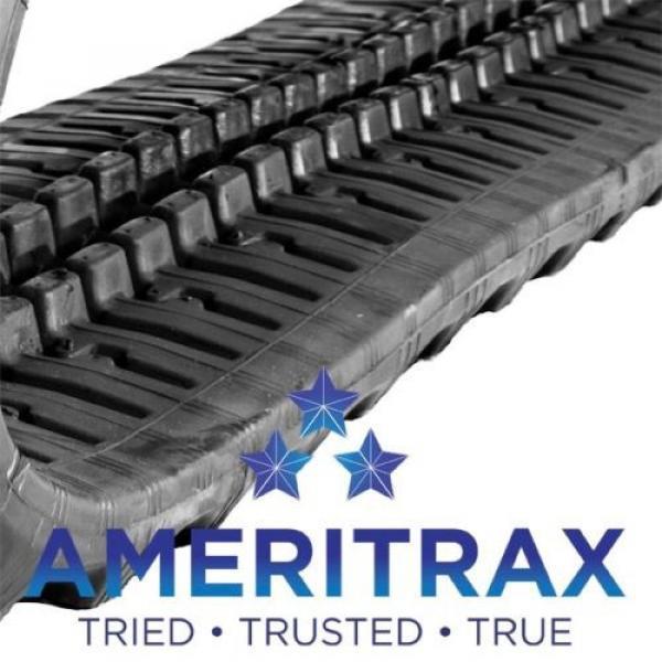 Komatsu NEEDLE ROLLER BEARING Rubber  Tracks,  PC27MR  rubber  track size 300x52.5x80, Komatsu PC27MR #4 image