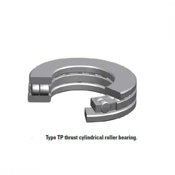 TP  cylindrical roller bearing 60TP127 #1 image