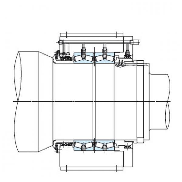 Roller Bearing Design JC32120 #2 image