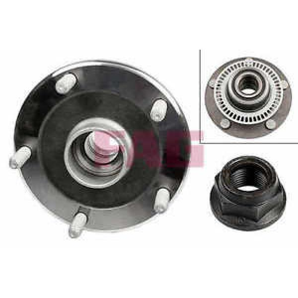 FORD TRANSIT 2.0D Wheel Bearing Kit Rear 00 to 06 713678660 FAG Quality New #5 image